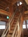 白河小峰城三重櫓内部3