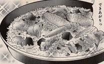 魔法のエスニックパエリア図