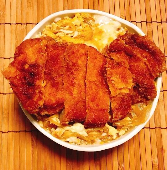 味吉陽一特製超極厚カツ丼12