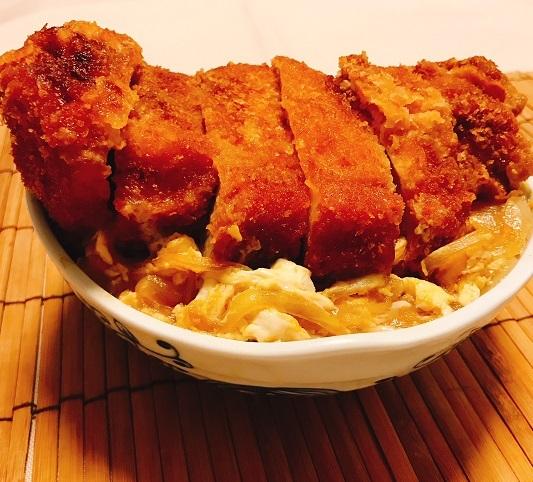 味吉陽一特製超極厚カツ丼14