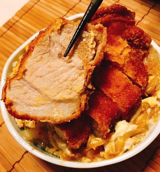 味吉陽一特製超極厚カツ丼15