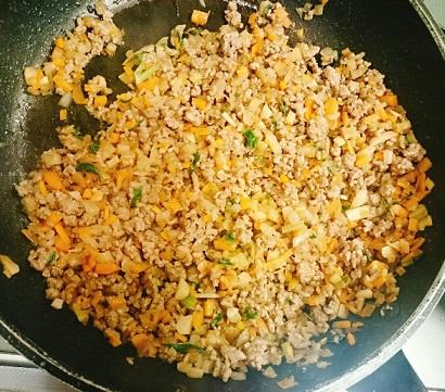 味吉陽一特製ナス巻きミートソーススパゲティ&丸井善男特製クルミ入りミートソーススパゲティ5