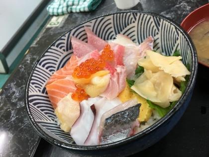 福島海鮮丼