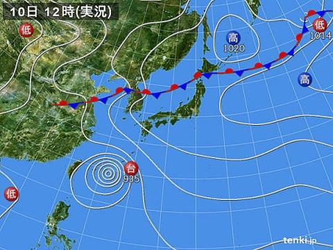 四国地方が梅雨明け 2018