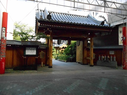 DSCN0965 弁天通り 大連寺 180608
