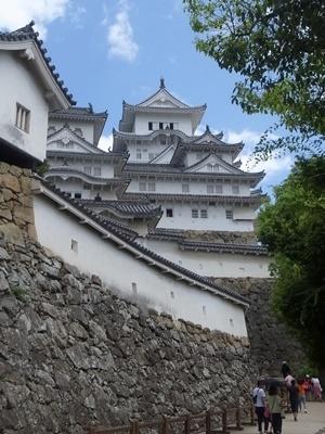 姫路城1808
