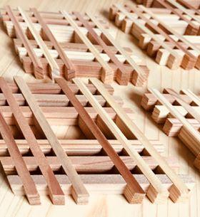 組木コースター2