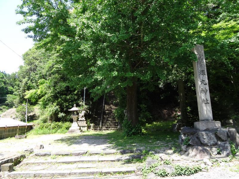 蝉丸神社3