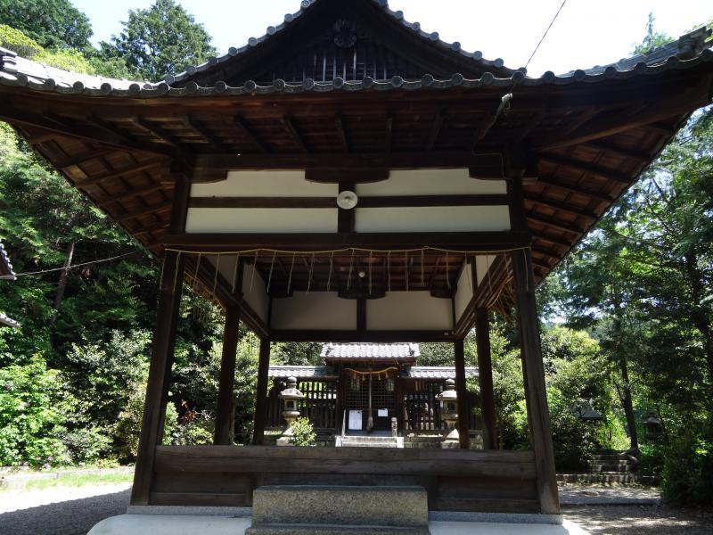 蝉丸神社5