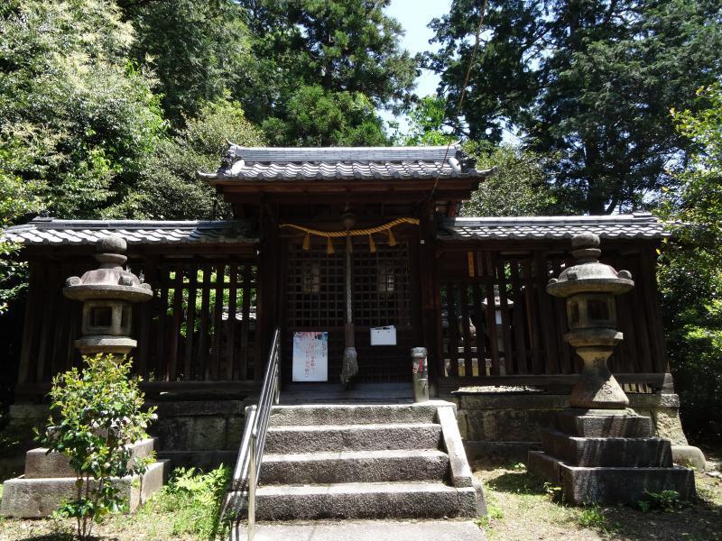 蝉丸神社6
