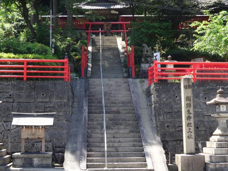 蝉丸神社7