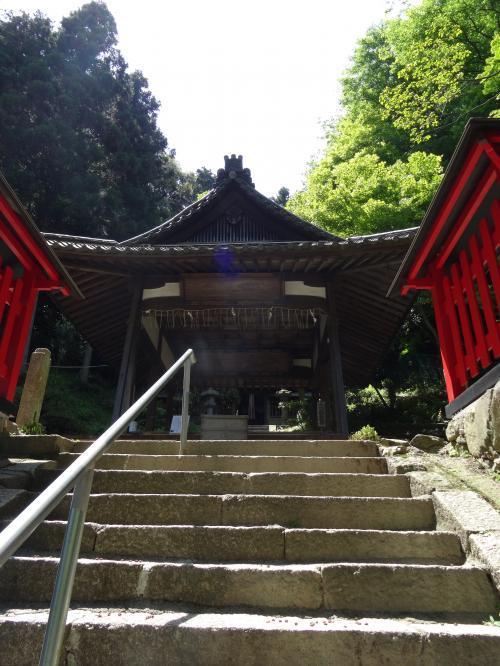 蝉丸神社8