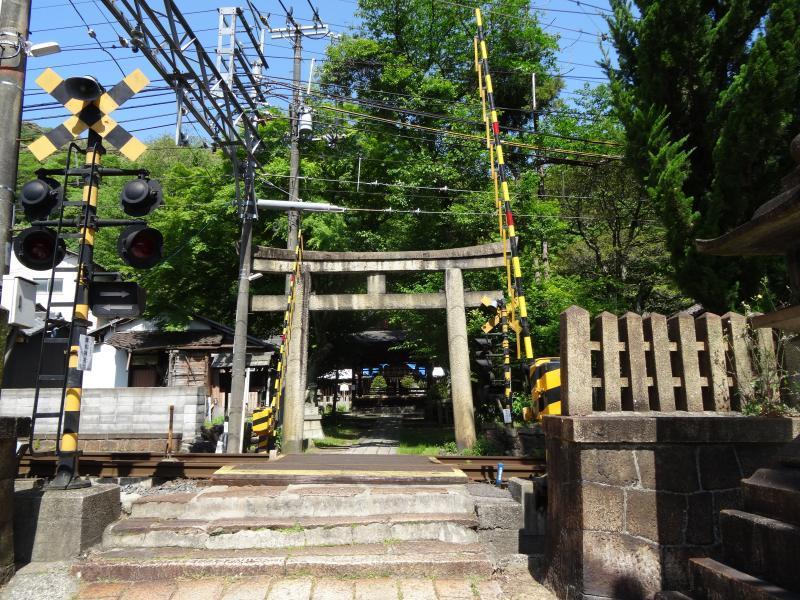 蝉丸神社11