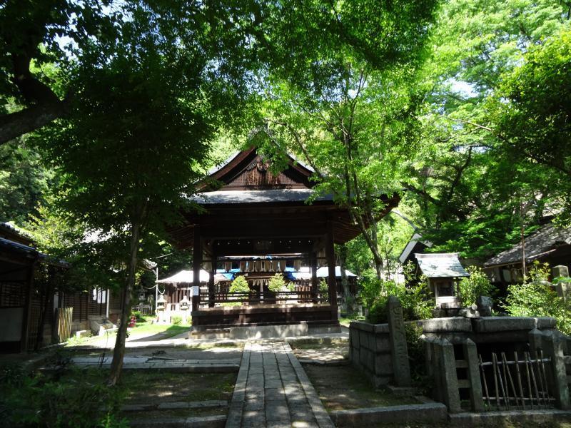 蝉丸神社12