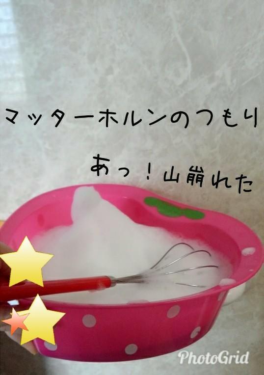 泡立て器泡シャンプー