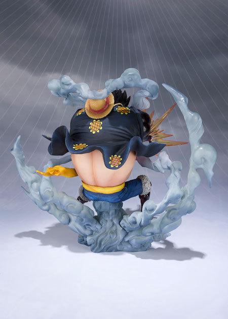 フィギュアーツZERO モンキー・D・ルフィ ギア4 獅子・バズーカ