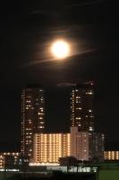 BL180730淀川の月2IMG_6813