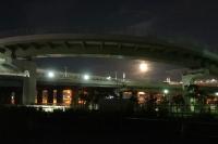 BL180730淀川の月3IMG_6819