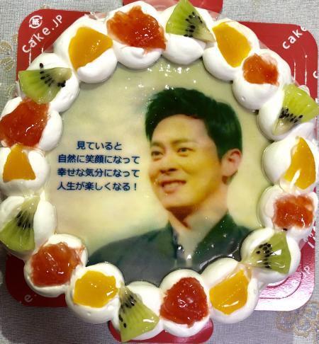 ジョンソクケーキ