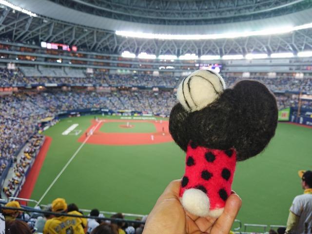 マリィと野球観戦-5