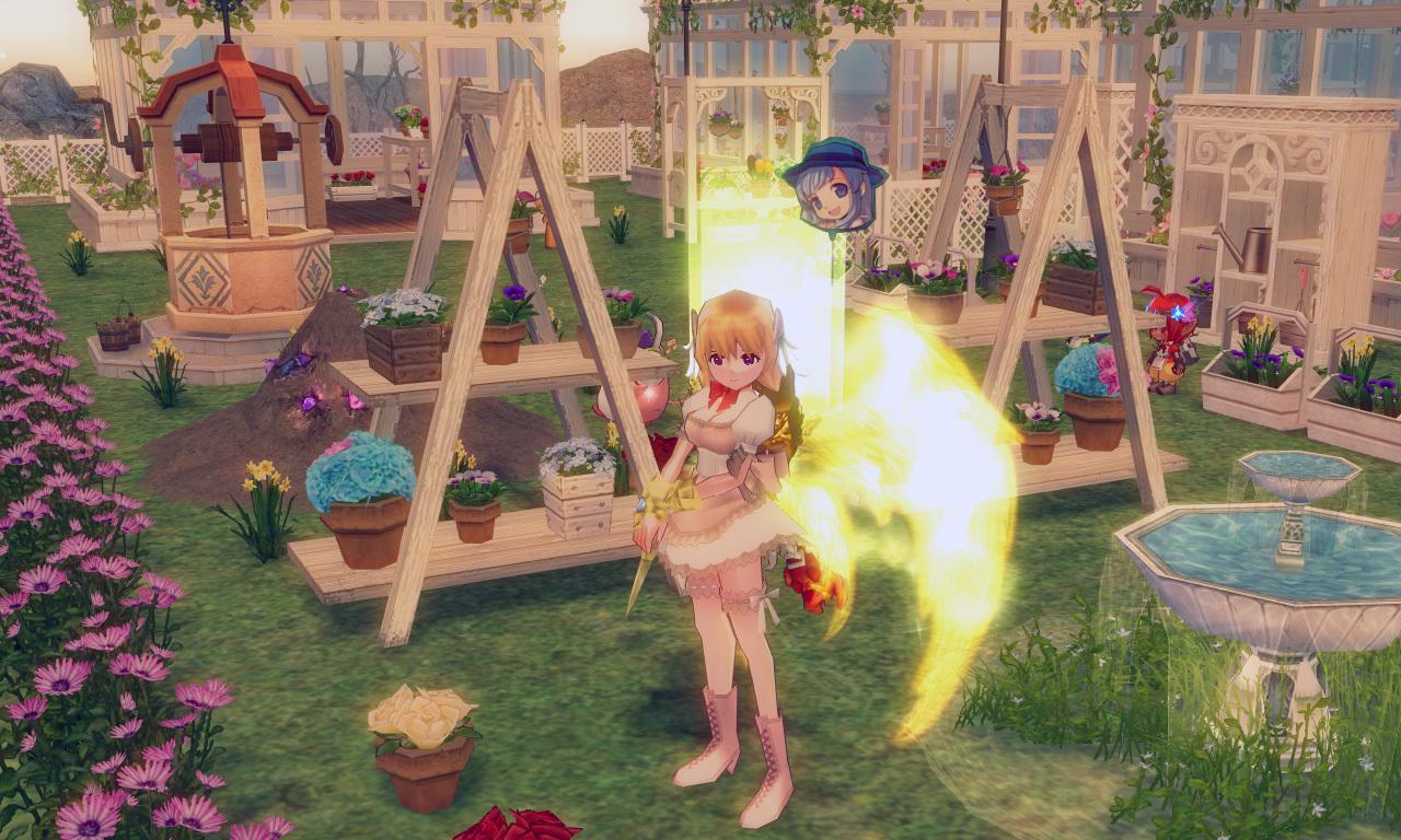 紫陽花の花5
