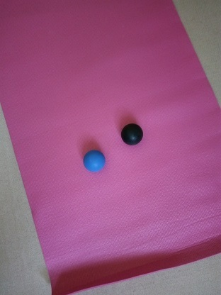 massage yoga ball
