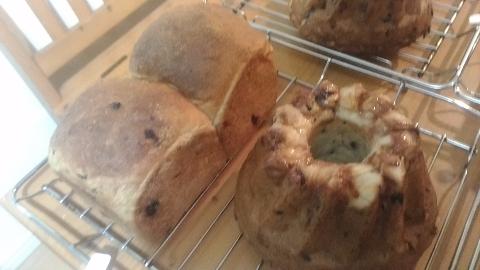 クグロフとraisinパン