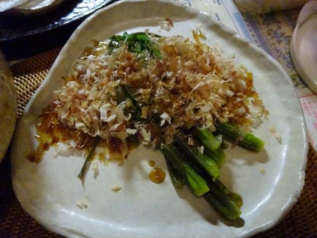 山菜@頂き物 (4)
