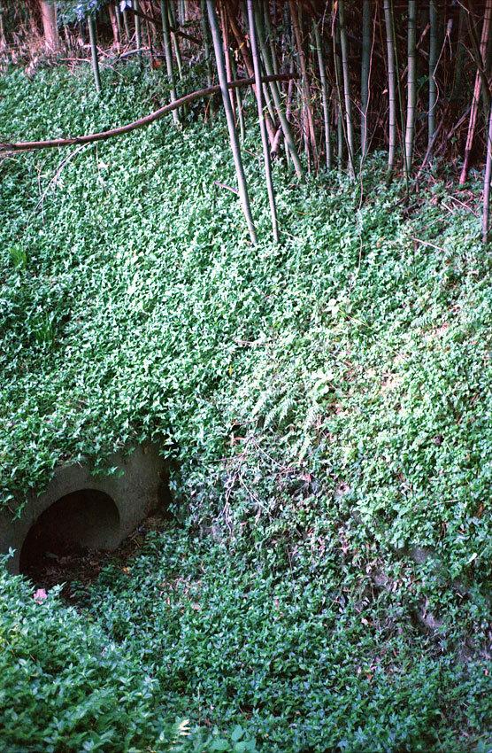 穴蔵トンネル