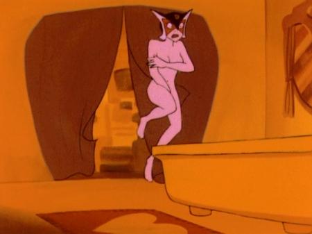 ヤッターマン1977  ドロンジョ様の全裸ヌード126