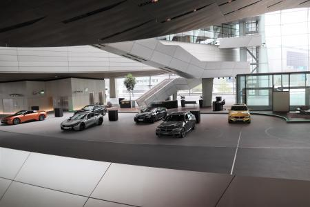 BMW Welt(BMWワールド)8