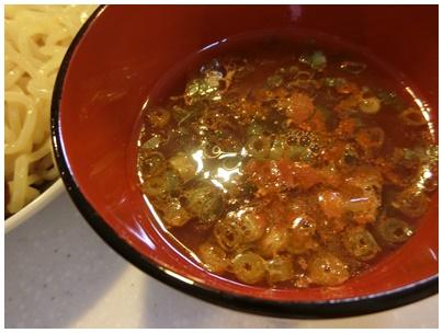 赤からつけ麺3