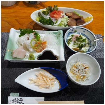 旬菜料理「いわき」3