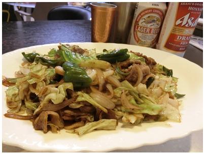 神鍋高原キャベツ9(回鍋肉2)