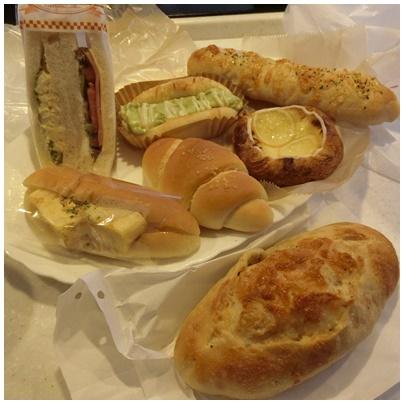 コンチェのパン1