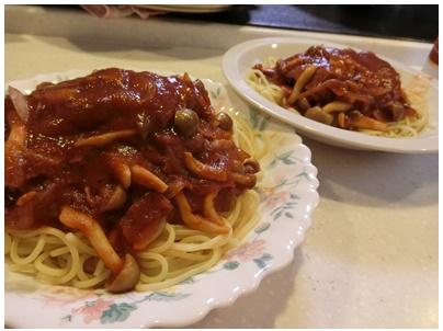 トマトパスタ1