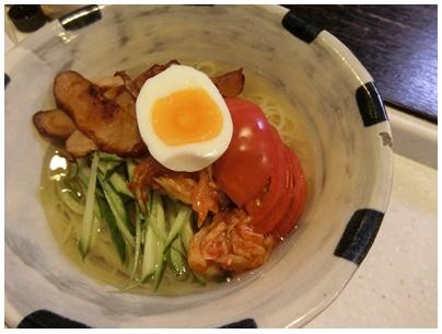 大阪鶴橋「徳山冷麺」4