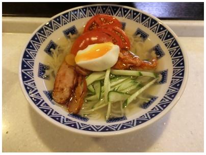 大阪鶴橋「徳山冷麺」5