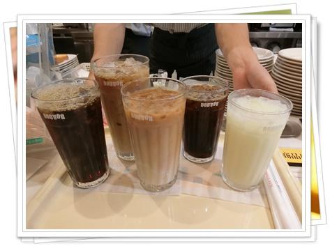 ドトールコーヒー3