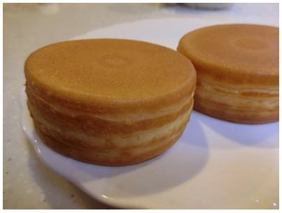 クリームチーズ今川焼2