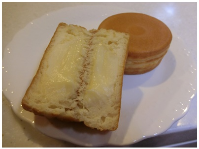 クリームチーズ今川焼3