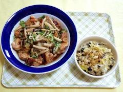CAI_180806_5229 鶏もも肉のおろしポン酢和え・白菜と味付け海苔の中華あん_VGA