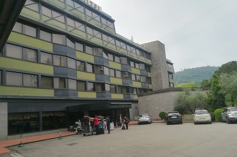 1 フィレンツェのホテル