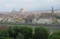 7 ミケランジェロ広場からフィレンツェの景色  大