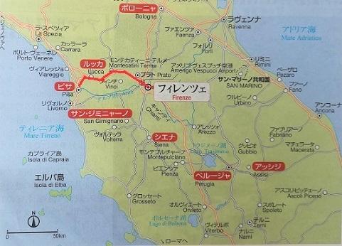2b ピサの地図