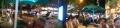 8 グランテロント大阪のケヤキ並木・オープンカフェ