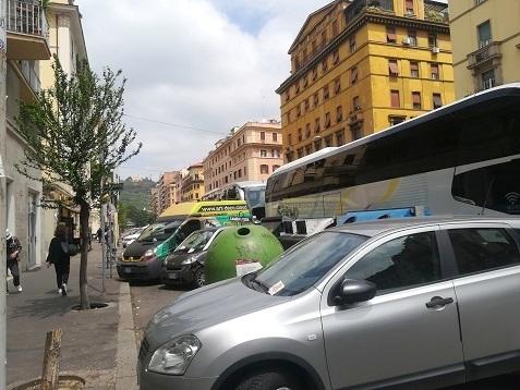 11 ローマに到着
