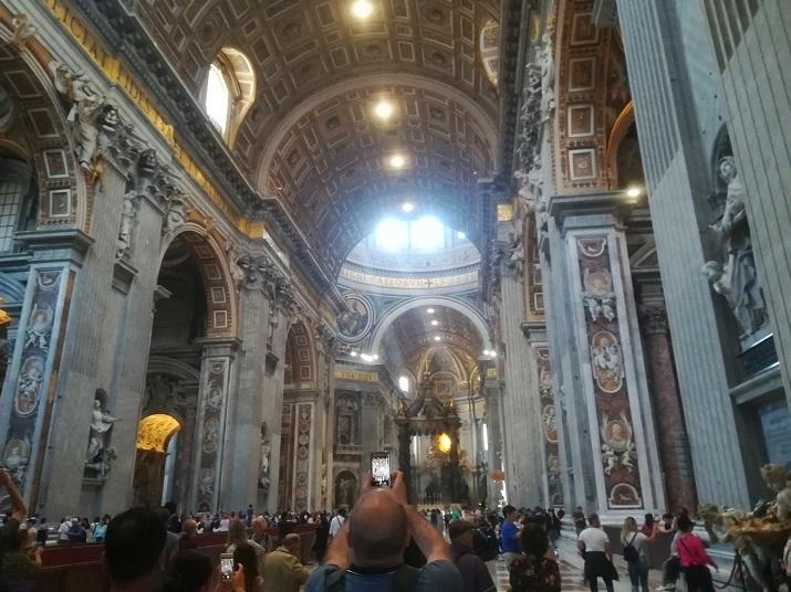 26 サンピエトロ大聖堂