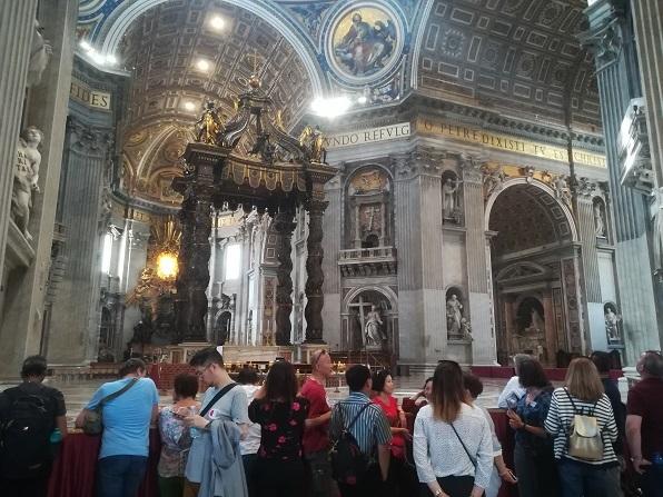 27 サンピエトロ大聖堂