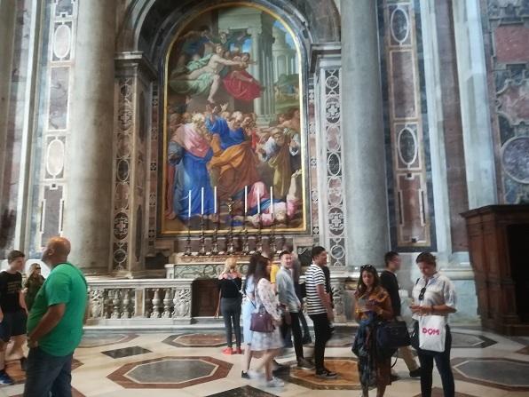 28 サンピエトロ大聖堂